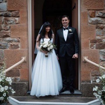 Elegant Wedding dress Adelaide 4