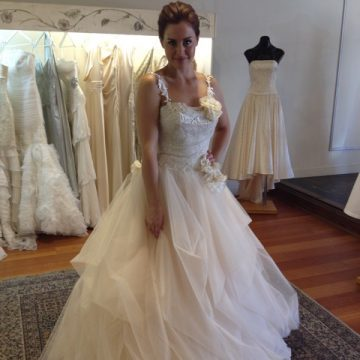 Gorgeous Wedding dress Adelaide 10