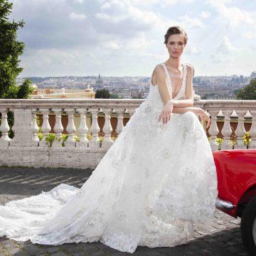 Elegant Wedding dress Adelaide 1